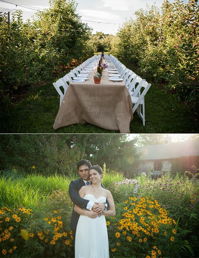 Lovely Liberty View Farm Wedding Hudson Valley Ny