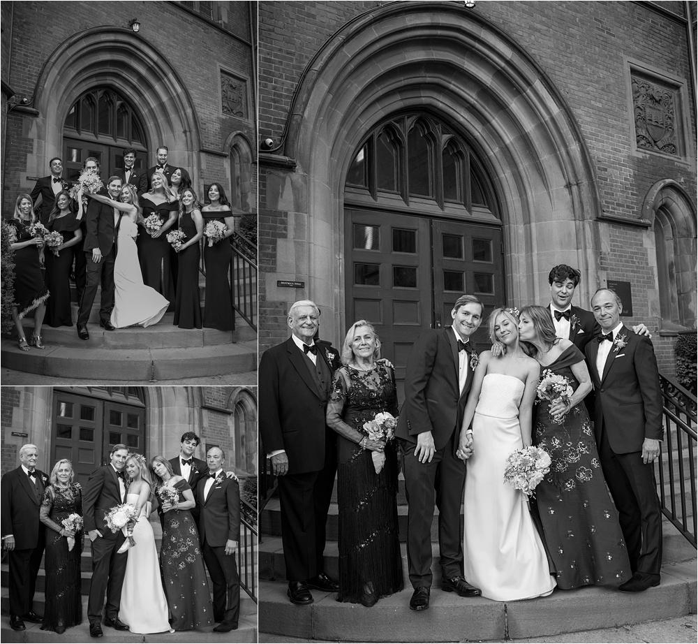 2a58dd9ef6f High Line Hotel Super Chic City Wedding