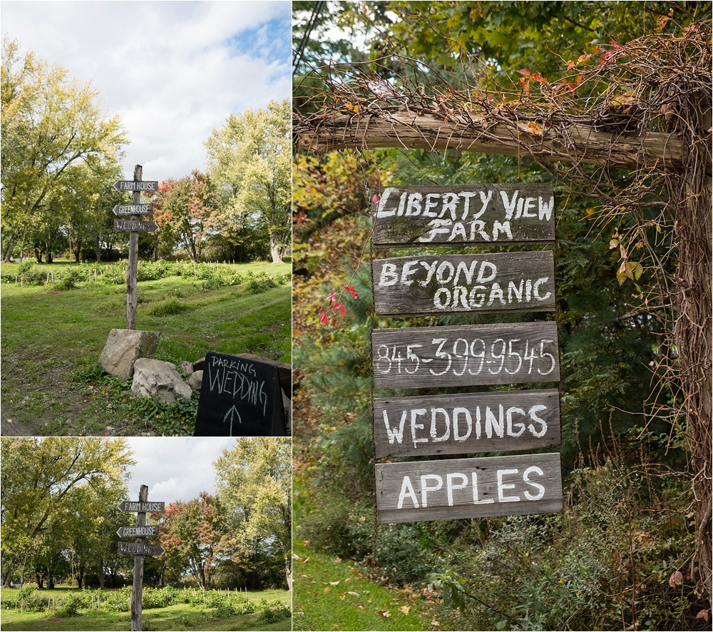 Liberty View Farm Hudson Valley Wedding    Featuring