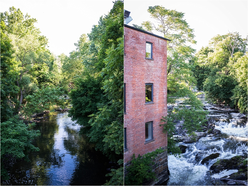 The Roundhouse at Beacon Falls Wedding | Cappy Hotchkiss