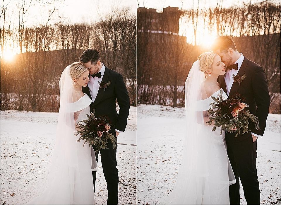 Romantic Roundhouse Beacon Wedding